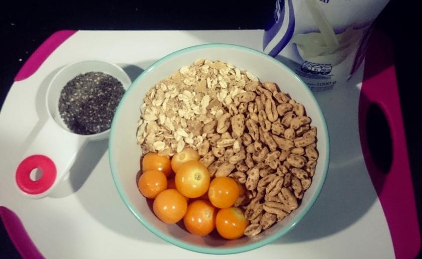 receta 2 bowl